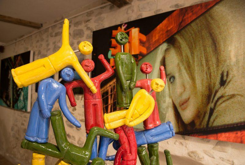 Galerie du Guerzit à Dieulefit - 1