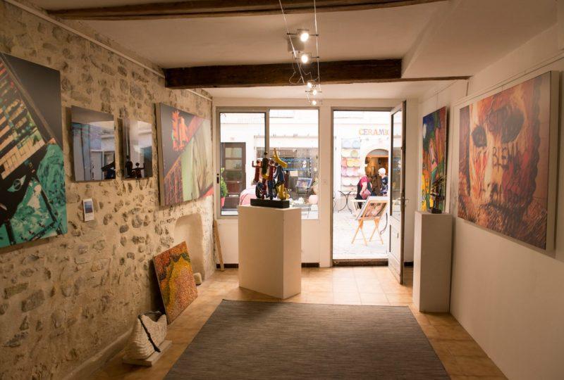 Galerie du Guerzit à Dieulefit - 2