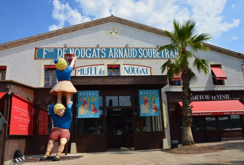 Nougat Arnaud Soubeyran à Montélimar - 2