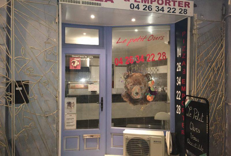 Pizzeria Le Petit Ours à Dieulefit - 2