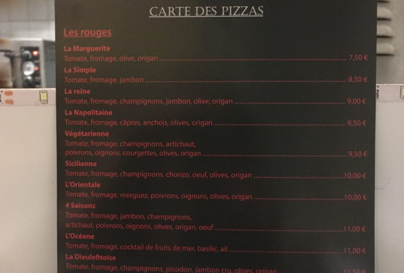 Pizzeria Le Petit Ours à Dieulefit - 5