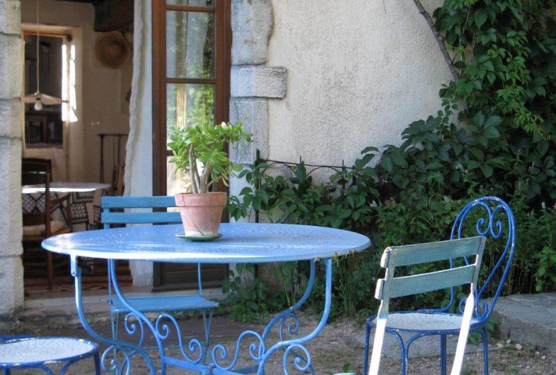 Chez Marjolaine à La Bégude-de-Mazenc - 9