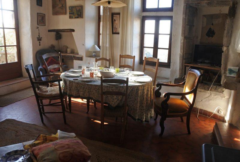 Chez Marjolaine à La Bégude-de-Mazenc - 11
