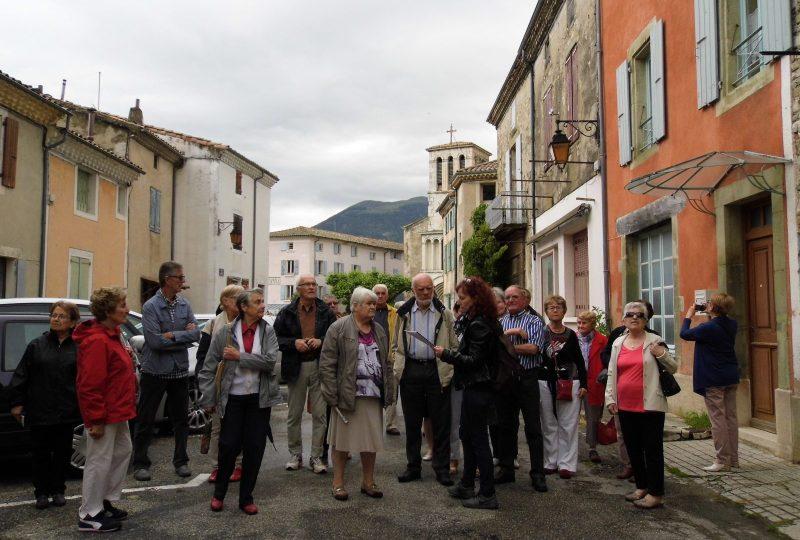 Visite guidée de la Viale de Bourdeaux à Bourdeaux - 1