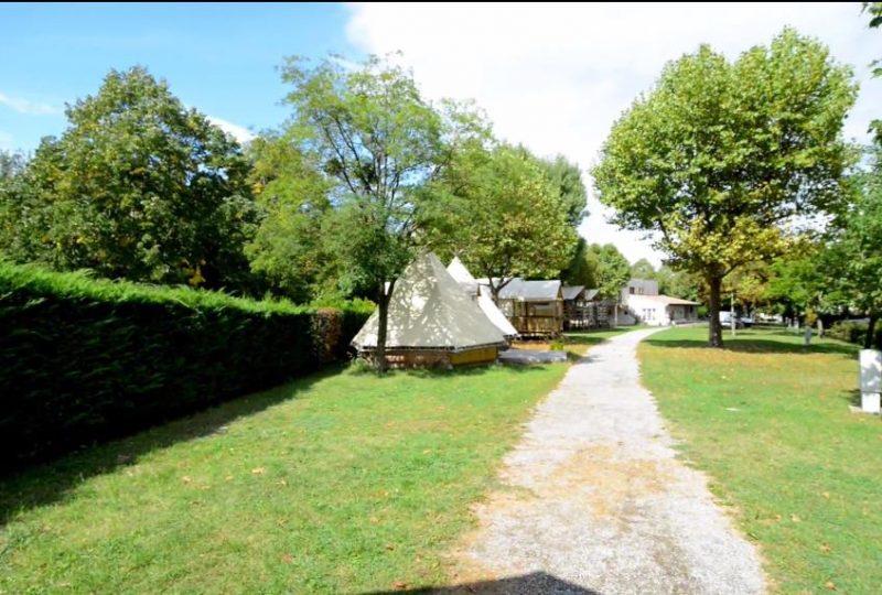 Camping Gap des Tortelles à Bourdeaux - 5