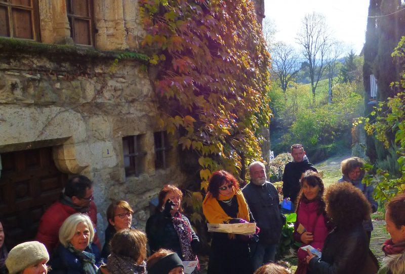 Visite guidée de la Viale de Bourdeaux à Bourdeaux - 7