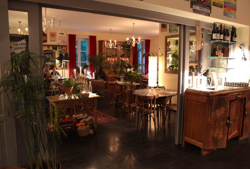 Restaurant la Fontaine Minérale à Pont-de-Barret - 9