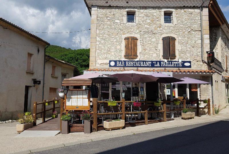 Bar-Restaurant  La Paillette à Montjoux - 0