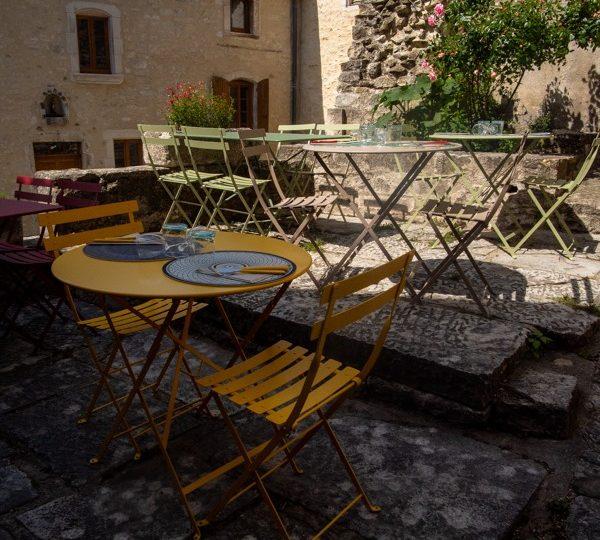Restaurant Chez So à Le Poët-Laval - 2