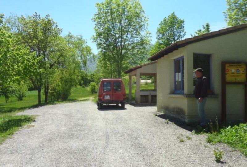 Camping municipal à Bouvières - 1