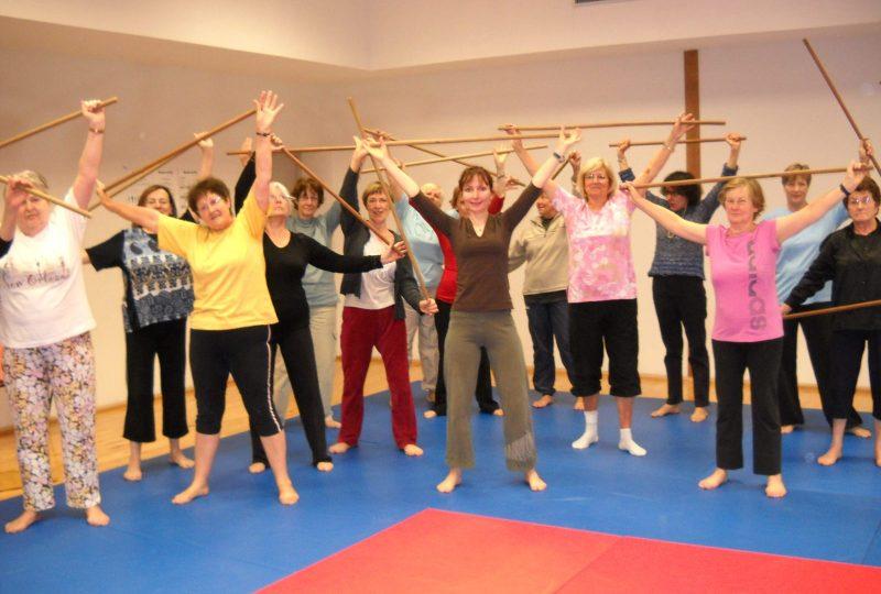 Gymnastique Volontaire (F.F.E.P.G.V.) à Dieulefit - 4