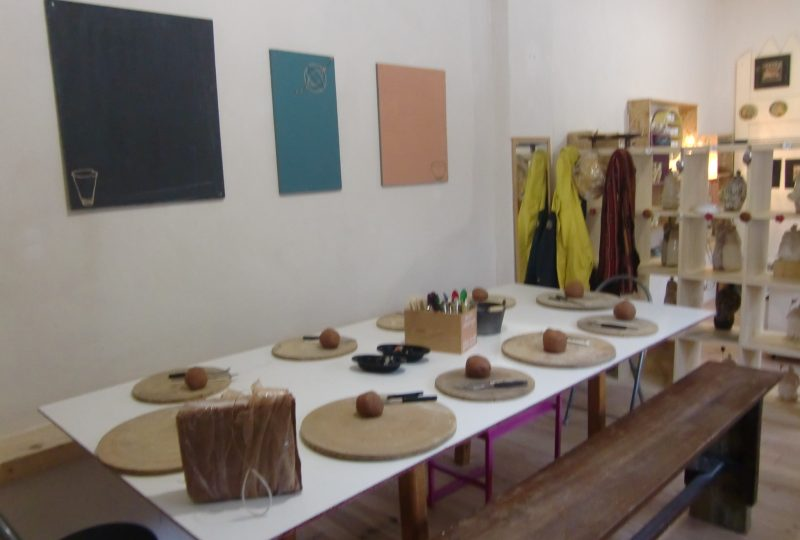 Atelier Pot & Cie à Le Poët-Laval - 0