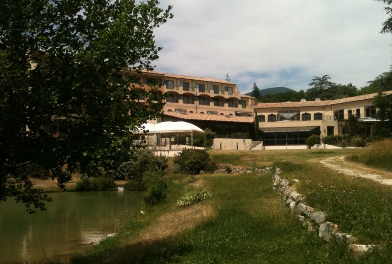 Hôtel les Sources de Dieulefit à Dieulefit - 6