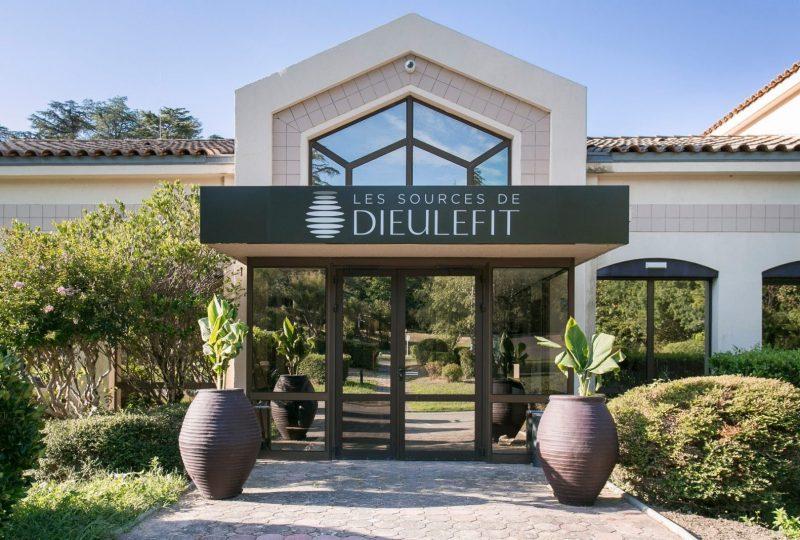 Hôtel les Sources de Dieulefit à Dieulefit - 4