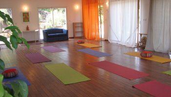 Maison Besun – salle de pratiques de bien-être