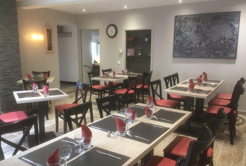 Bar-Restaurant  La Paillette à Montjoux - 1