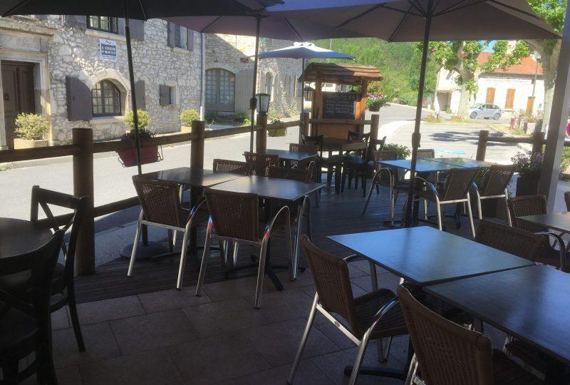 Bar-Restaurant  La Paillette à Montjoux - 3