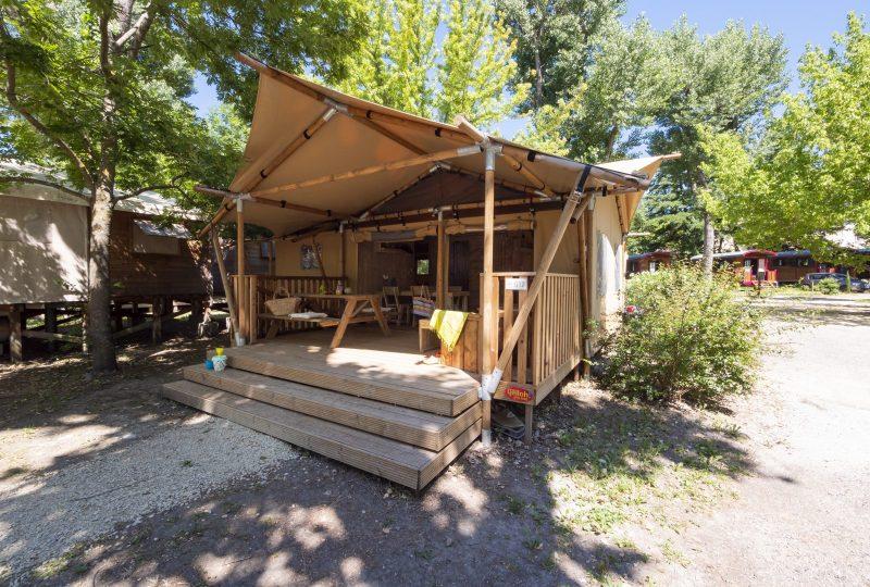 Camping Domaine Provençal à Dieulefit - 1