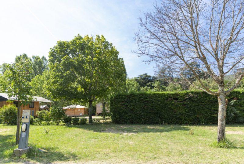 Camping Domaine Provençal à Dieulefit - 2
