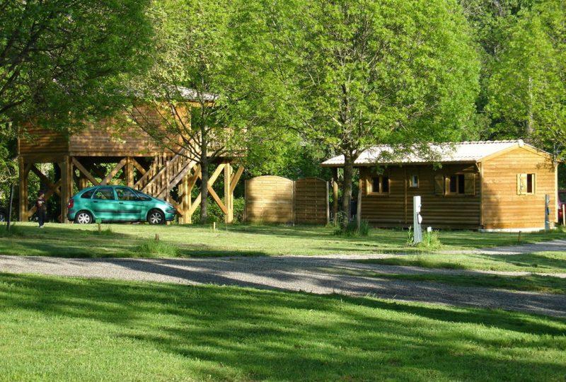 Camping Domaine Provençal à Dieulefit - 4