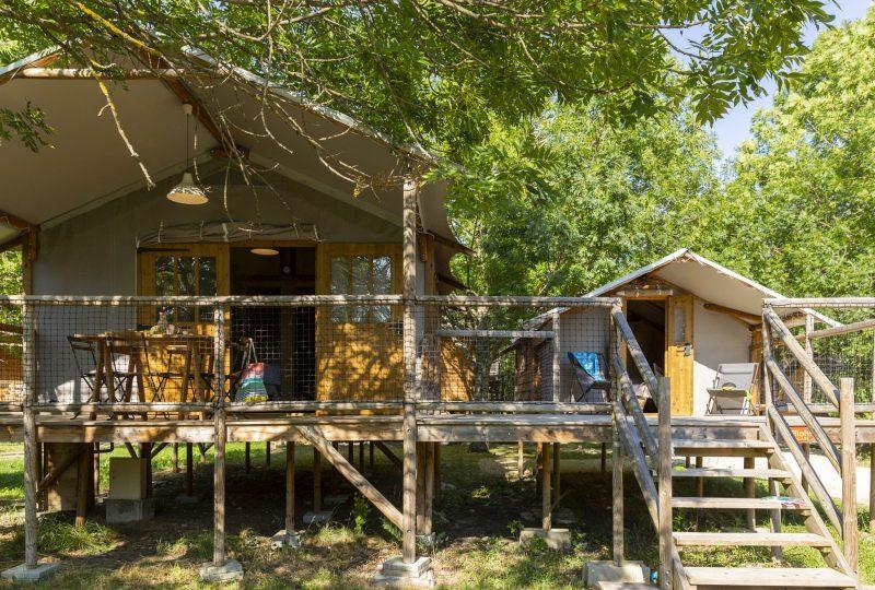 Camping Domaine Provençal à Dieulefit - 7