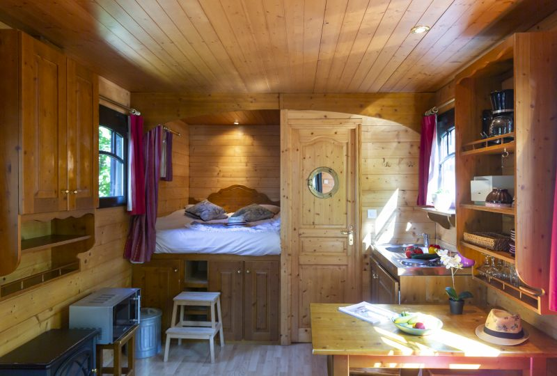 Camping Domaine Provençal à Dieulefit - 8