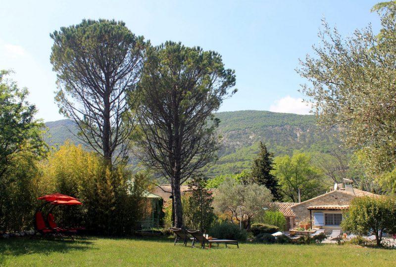 Entre Ciel et Lavande à Roche-Saint-Secret-Béconne - 6