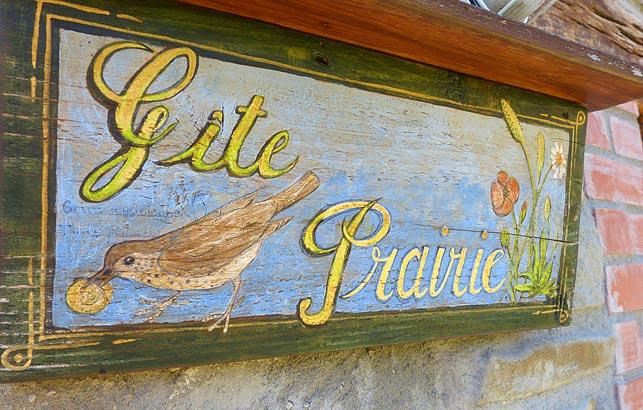 La Prairie à Dieulefit - 0