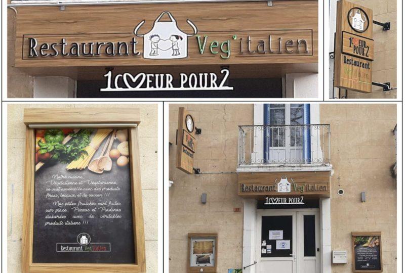 Restaurant 1 cœur pour 2 à Dieulefit - 0