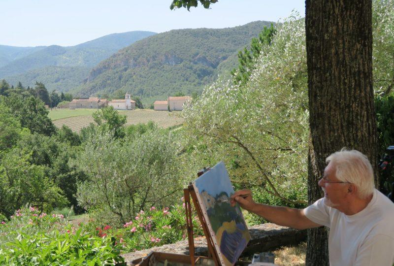 Stages paysages / Nadine Nacinovic à Salettes - 7