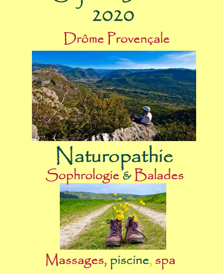 Maud Jaunatre, Naturopathie, Massages- bien-être, Réflexologie plantaire à Dieulefit - 3