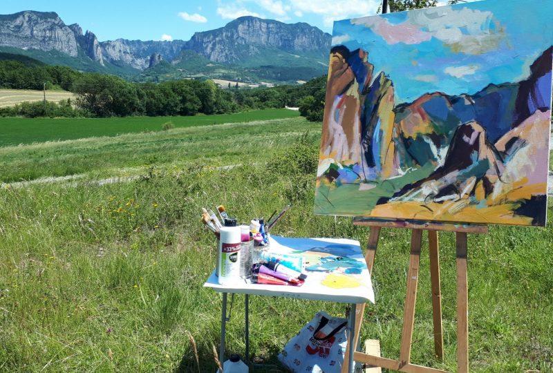 Stages paysages / Nadine Nacinovic à Salettes - 10