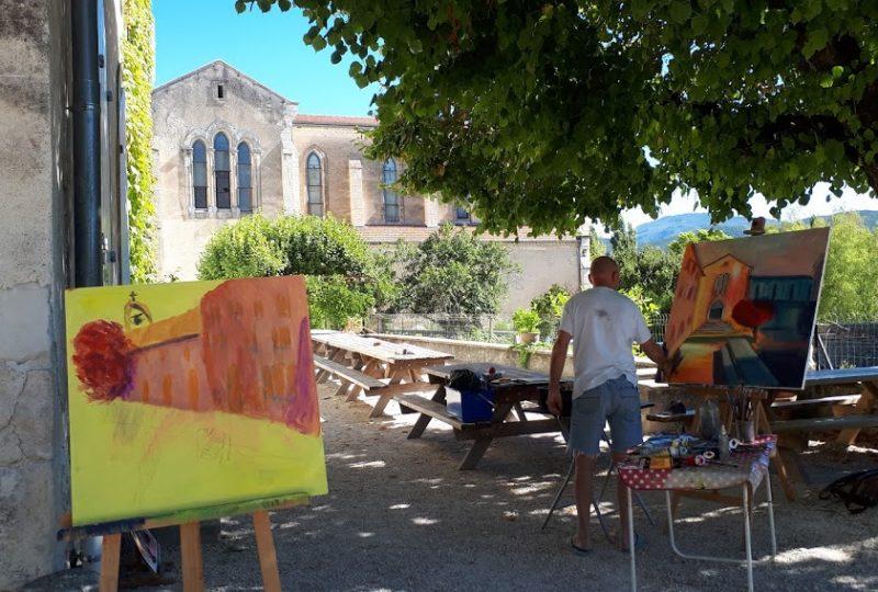 Stages paysages / Nadine Nacinovic à Salettes - 22