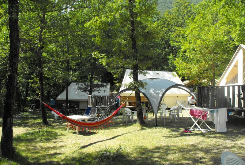 Camping la Source du Jabron – Sites & Paysages à Comps - 11