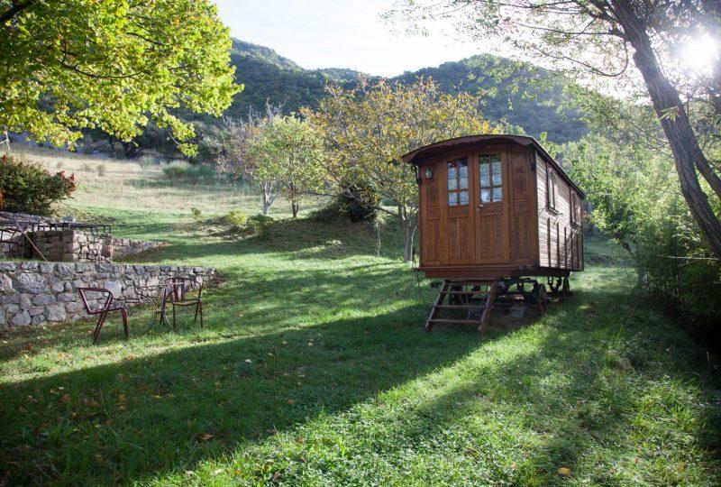 Gite de Fontlargias à Roche-Saint-Secret-Béconne - 3