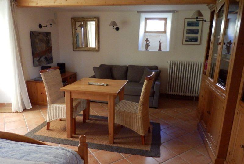 Chambres d'Hôtes du Panicaut à Francillon-sur-Roubion - 9